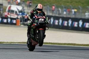 Zarco 'trusting' team to rediscover good feeling