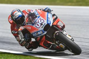 MotoGP Austria - Warm-up Results