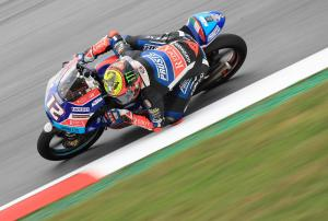 Moto3 Austria: Bezzecchi wins, injured Martin makes podium