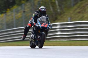 Moto2: Bagnaia blasts past Oliveira in Austria showdown