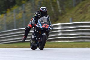 Moto2: Bagnaia blasts past Oliveira in Austria showdown