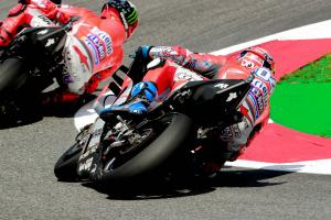 Dovizioso: A fast race, Jorge wants to escape