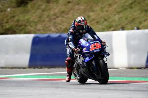 Vinales laments 'impossible' Austrian race