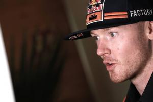 Bradley Smith rules out KTM test deal