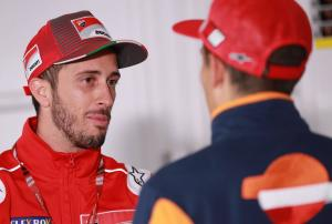 Dovizioso: Pity to lose Silverstone opportunity against Marquez