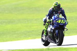 Rossi: We'll give it our all