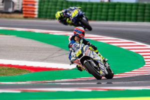 Aleix Espargaro: I can't just race a Ferrari in F1...