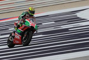 Espargaro adapting to new 'super different' Aprilia engine