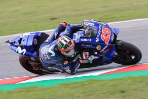 Vinales: It's easy to be consistent, on top