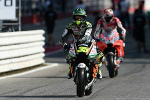 Crutchlow not looking beyond MotoGP
