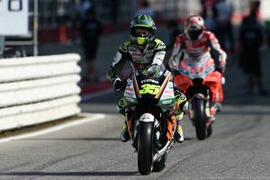 Crutchlow not looking beyond MotoGP