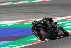 Zarco, Miller top drying FP3 to bolt into Q2 spots
