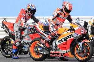 Marquez: If they gain 5 points a race, no problem