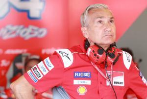 Tardozzi: A matter decided from top management