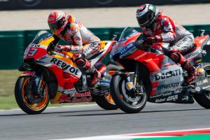 Video: Marquez: 'Lorenzo surprise of the season'