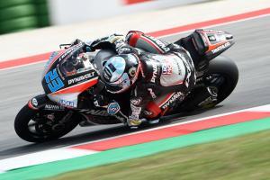 Moto2 Aragon - Free Practice (1) Results