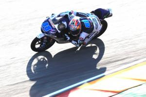 Moto3 Aragon: Record lap sees Martin return to pole