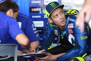 Rossi 'keeps calm' as Yamaha suffering continues