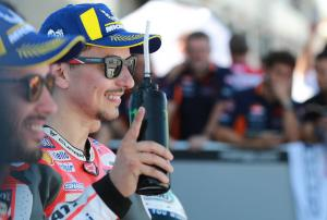 Lorenzo: Marquez, Dovizioso have more to lose