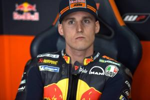 Pol Espargaro's collarbone plated after repeat fracture