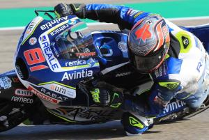 Torres 'enjoyed every moment' of MotoGP debut