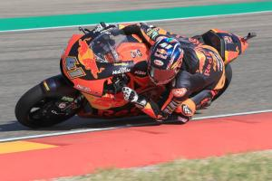Moto2 Aragon: Binder back to winning ways in Spain