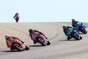 Aragon MotoGP - Race Results