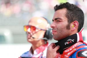 'Overheating' Petrucci plans more winter weight loss
