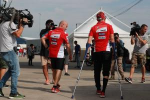 Lorenzo withdraws from Thai MotoGP