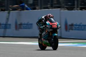 Moto2 Thailand - Free Practice (3) Results