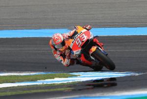 Thailand MotoGP - Warm-up Results