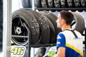 'Demanding' Thailand MotoGP provides Michelin with tyre test