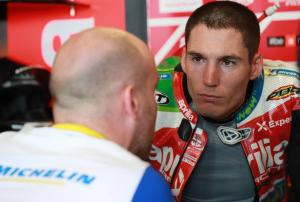 Espargaro goes against Michelin advice with tyre 'gamble'
