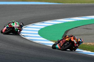Smith relishes Redding battle for final points place