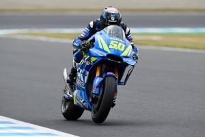 Guintoli: New parts exciting, going very well