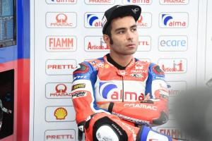 Petrucci to attempt 'the impossible' from fifth row