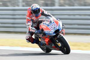 MotoGP Japan - Warm-up Results