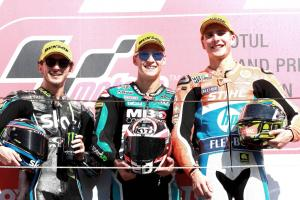 Moto2 Japan - Race Results: UPDATED