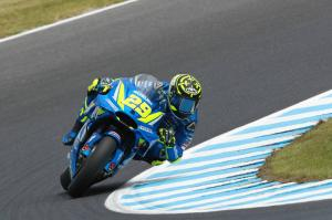MotoGP Australia - Free Practice (2) Results