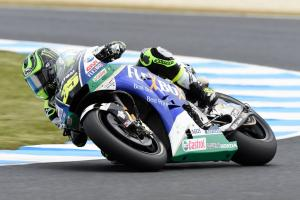 Crutchlow out of Australia MotoGP with ankle injury, requires surgery