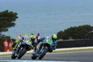 Morbidelli: Riding same bike as Rossi will help us both