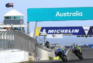 Rossi: Iannone, Marquez memiliki sesuatu yang lebih dari yang lain