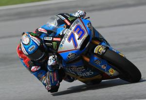 Moto2 Malaysia - Free Practice (3) Results