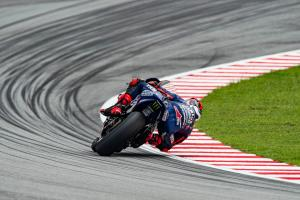 MotoGP Malaysia - Free Practice (3) Results