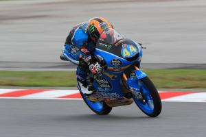 Moto3 Malaysia - Warm-up Results