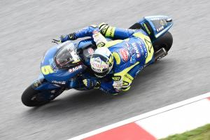 Moto2 Malaysia - Warm-up Results