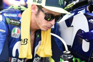 Rossi reveals 'romantic' pre-race routine