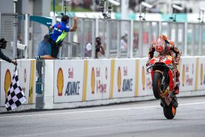 MotoGP Malaysia - Race Results