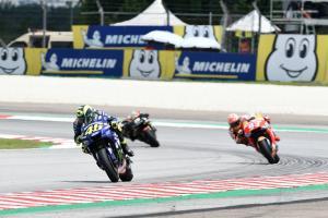 Marquez: Yamaha 'extremely fast, amazing acceleration'