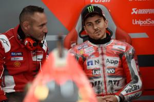 Ducati: Nobody at fault in Lorenzo split